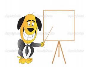 Dog Presenting