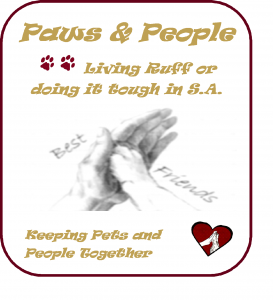 Paws and People Logo F