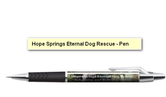 Hope Springs Eternal Dog Rescue